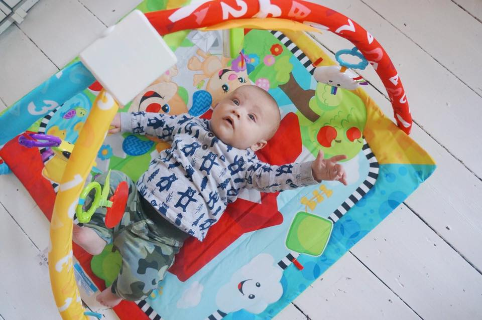 Fisher-Price Puppy 'n Pals Learning Gym Review