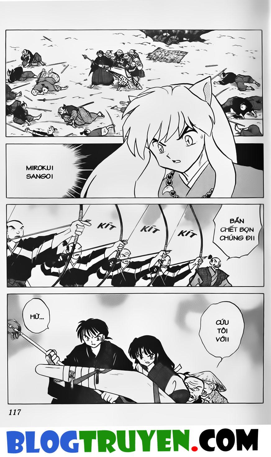 Inuyasha vol 29.7 trang 4
