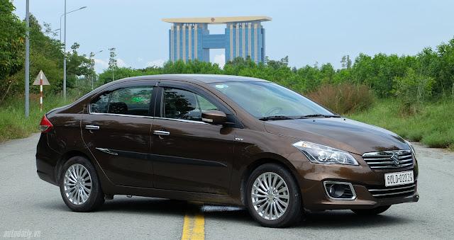 So sánh Toyota Vios với Suzuki Ciaz ảnh 1