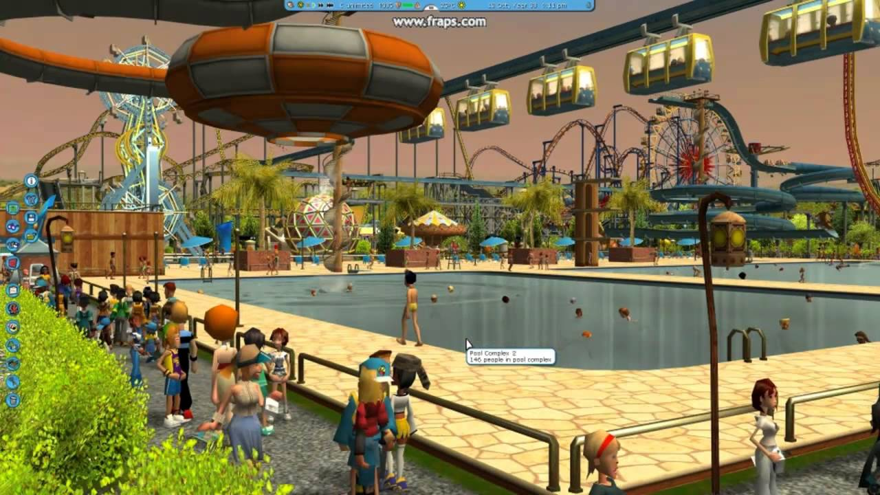 💄 Download roller coaster tycoon 3 platinum completo portugues