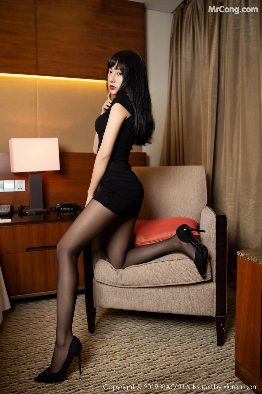 Image XiaoYu-Vol.145-He-Jia-Ying-MrCong.com-004 in post XiaoYu Vol.145: He Jia Ying (何嘉颖) (68 ảnh)