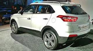 O novo Hyundai Creta, o compacto SUV