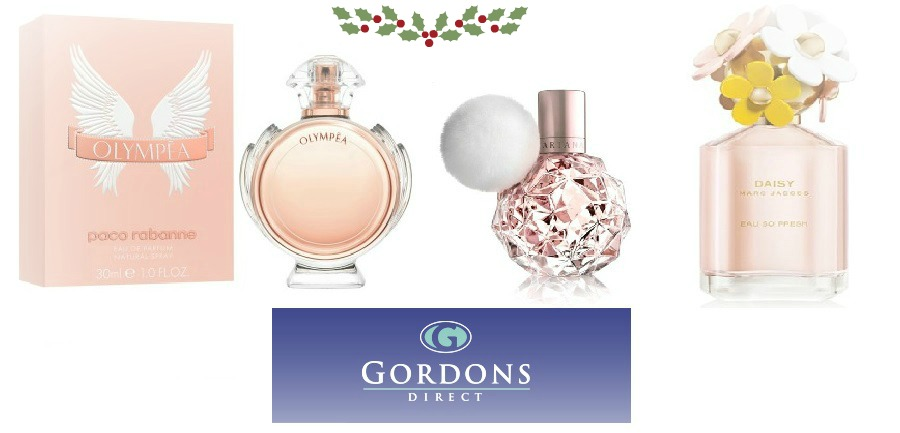 Last minute christmas gift guide, Northern Ireland, Gordons Direct, The Style Guide Blog, Fragrance gifts