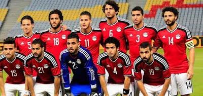 اهداف مباراة مصر وغينيا اليوم الثلاثاء 30 اغسطس 2016 وملخص كورة يوتيوب نتيجة مباراة مصر اليوم في مباراة دولية ودية