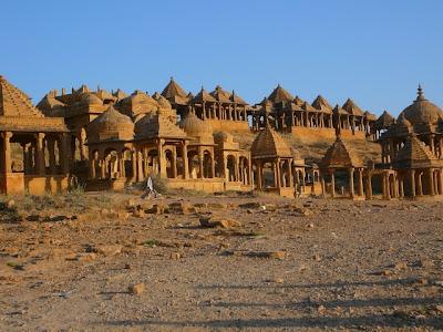 Jaisalmer, la dorée : les temples Jains et le Thar Heritage Museum 8