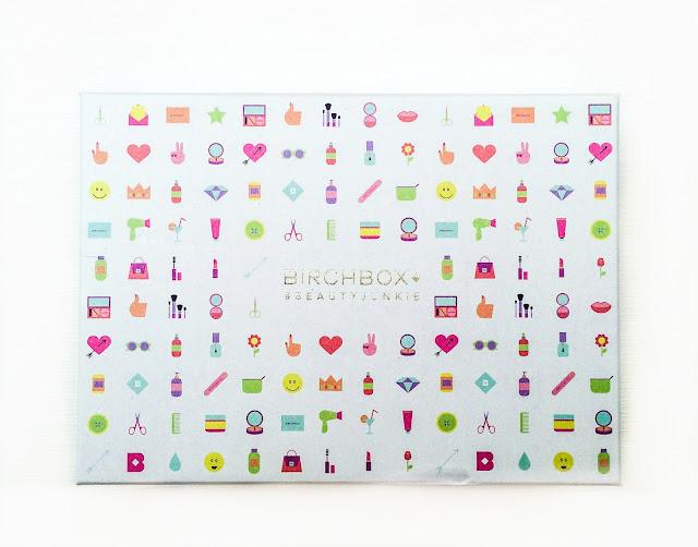 Birchbox #BeautyJunkie August 2015