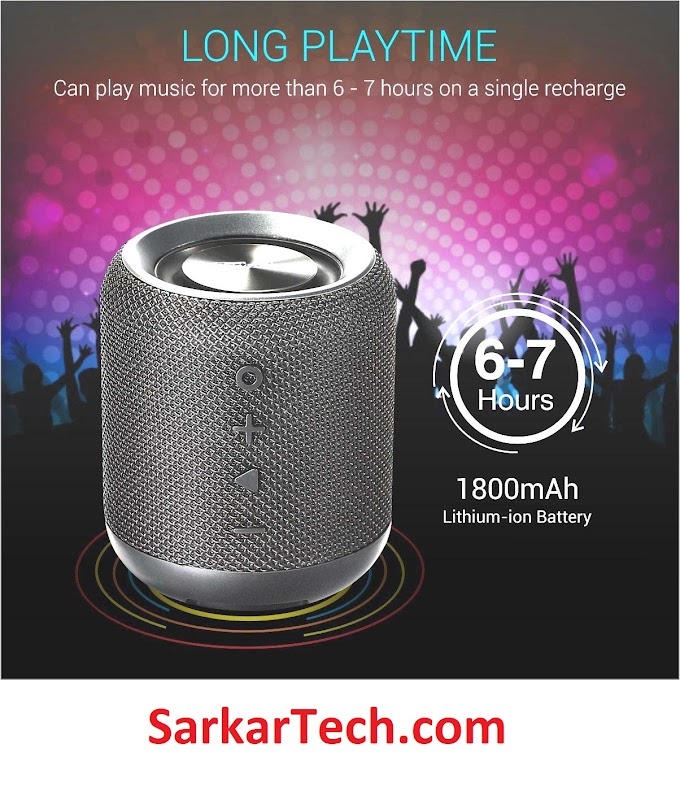Top 5 Bluetooth Speaker In India With Buying Links