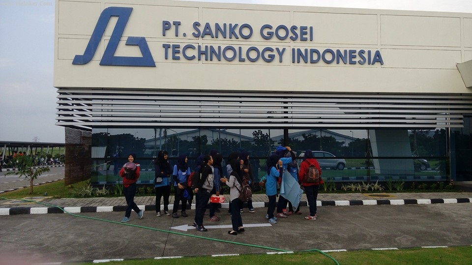 Info Lowongan Kawasan Jababeka PT.Sanko Gosei Technology Indonesia Bagian Operator produksi