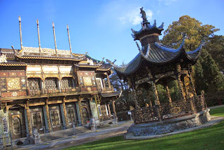 Chinese Pavilion in Brussels