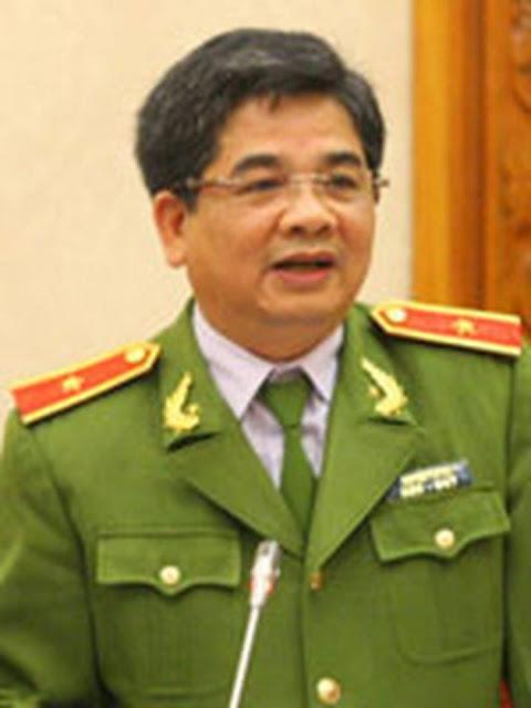 Trung tướng Nguyễn Văn Ba