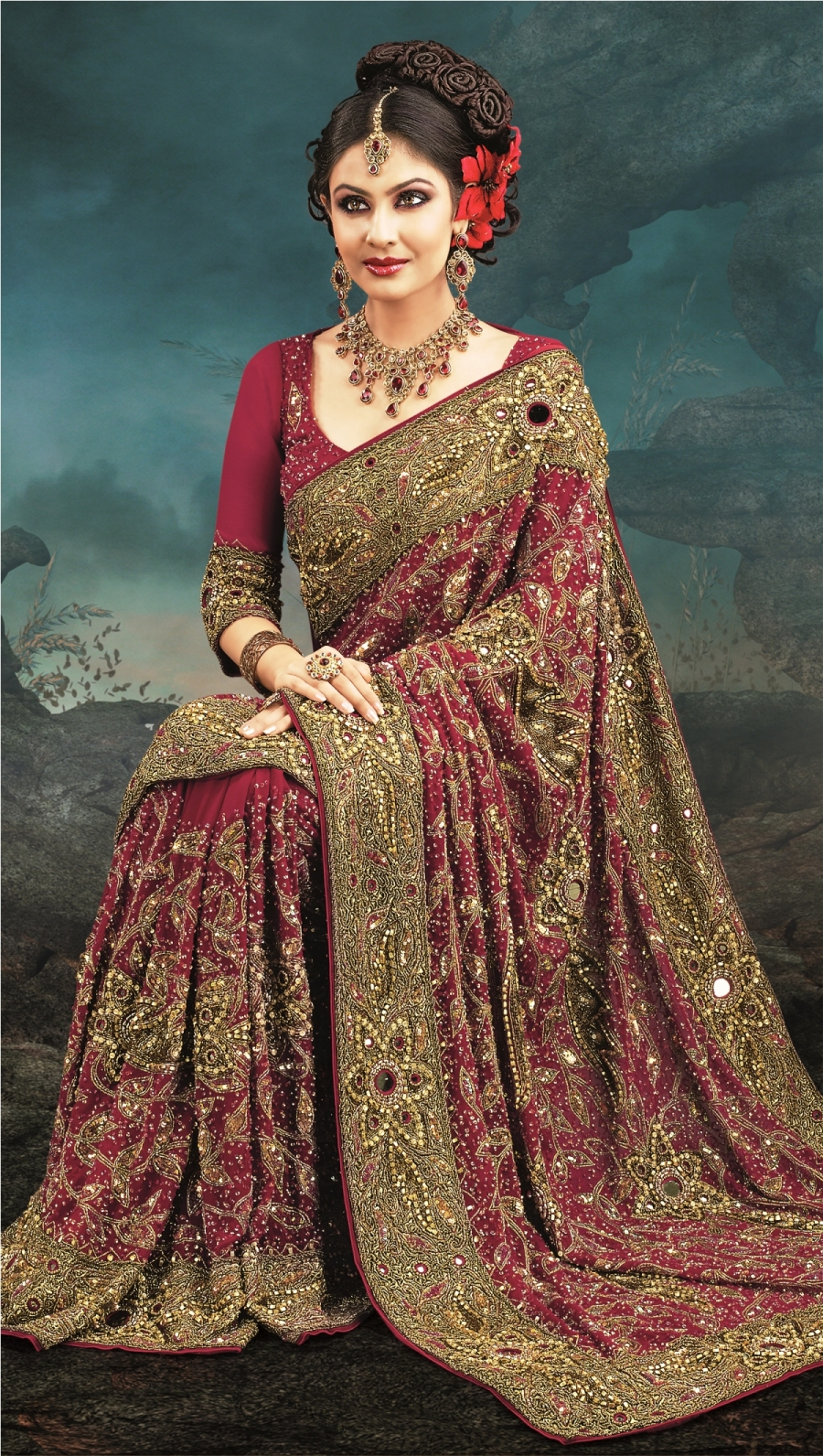 About Marriage: Indian Marriage Dresses 2013