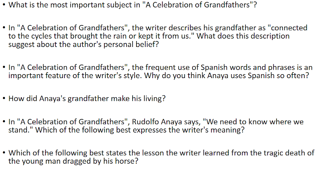 a celebration of grandfathers by rudolfo anaya