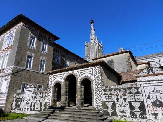 Convento de Santa Cruz de Buçaco, Portugal