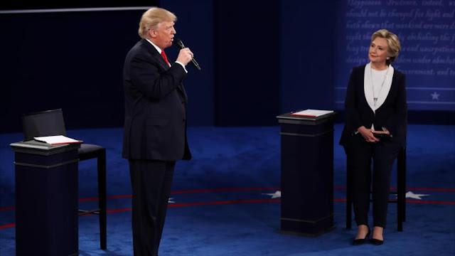 Una aplicación para móvil pone de pokemones a Clinton y Trump