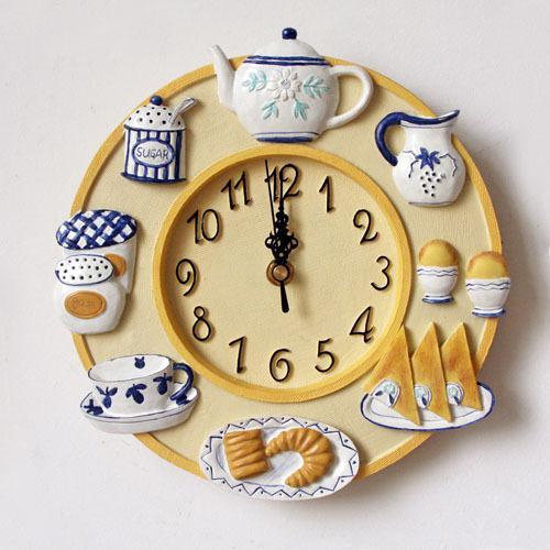 Cool Kitchen Clocks | Clocks Site