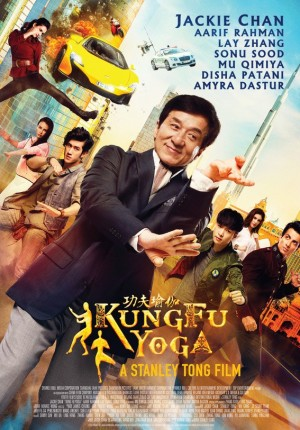 SINOPSIS Kung Fu Yoga