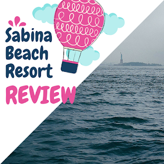 sabina beach resort review