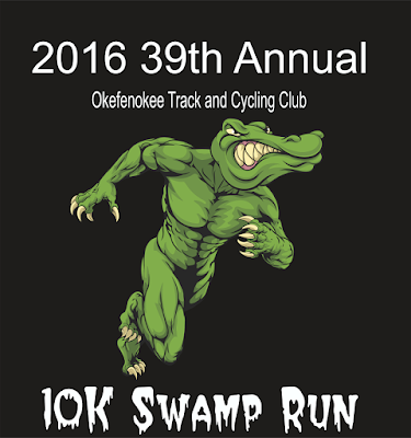 39th annual Okefenokee Swamp Run