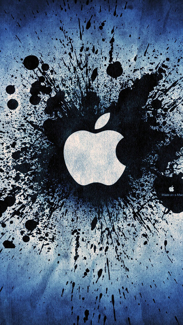 Free Download Apple Logo iPhone 5 HD Wallpapers   Free HD Wallpapers for Your iPhone and iPod touch!