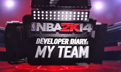 NBA 2K14 Developer Diary: MyTEAM
