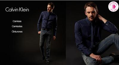 Calvin Klein en oferta en febrero de 2013