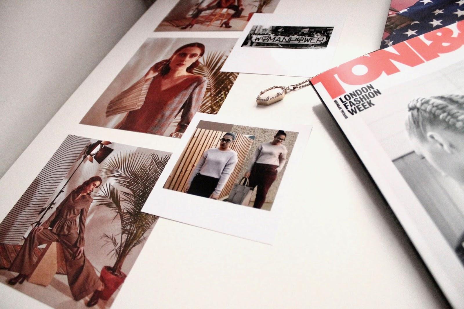 London Fashion Week Prints & Printiki