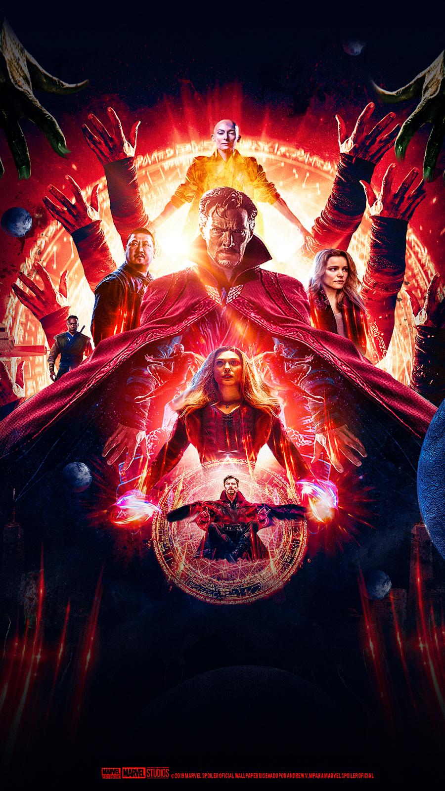 Marvel Spoiler Oficial Doctor Strange In The Multiverse Of