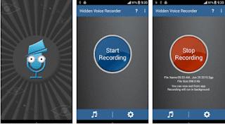 Hidden Voice Recorder