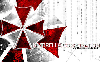 umbrela corporation tapeta pobierz