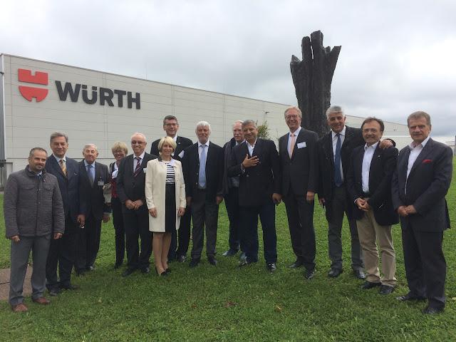 Κοντά σε συνεργασία Περιφέρεια Πελοποννήσου και Wurth