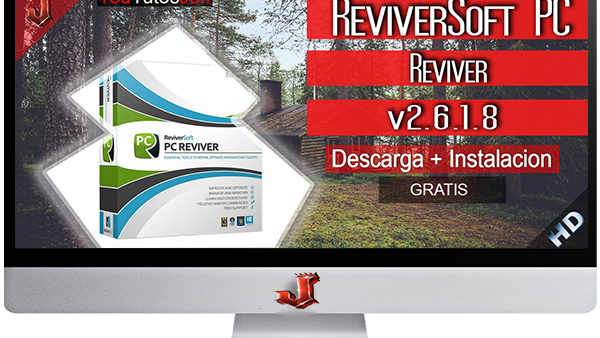 ReviverSoft PC Reviver v2.6.1.8 FULL | 2016