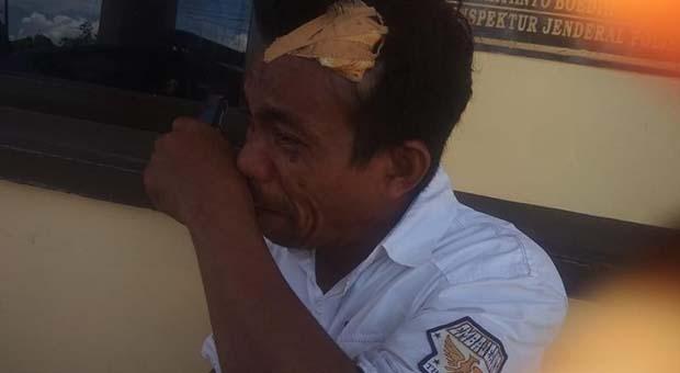 Selain Gebuki Cleaning Service Sekolah, Ortu Juga Polisikan Faisal