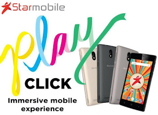 Starmobile Play Click, 4.5-inch Quad Core Android Lollipop for Php2,690