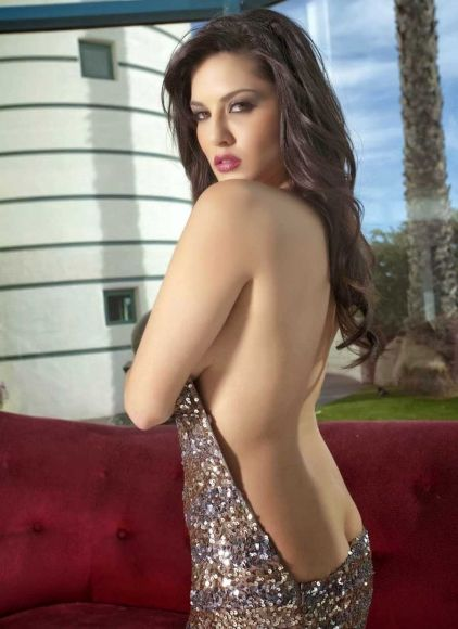 Sunny Leone is the hottest enchantress