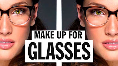 How To Apply Eye Makeup For Eyeglasses