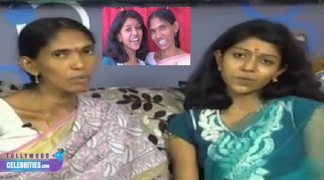 Singer Madhu priya Mother