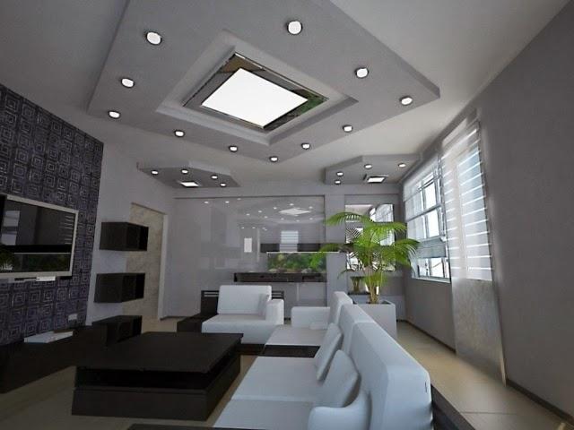Stunning false ceiling led lights and wall lighting for ...