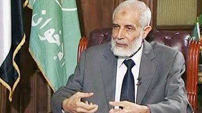 محمود عزت نائب المرشد