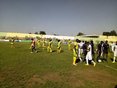 Image result for Plateau Utd beat Remo Stars to retain NPFL top position