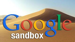 Blog profesional setelah lepas dari google sandbox