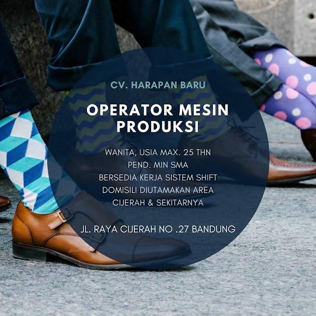 Loker CV Harapan Baru Bandung