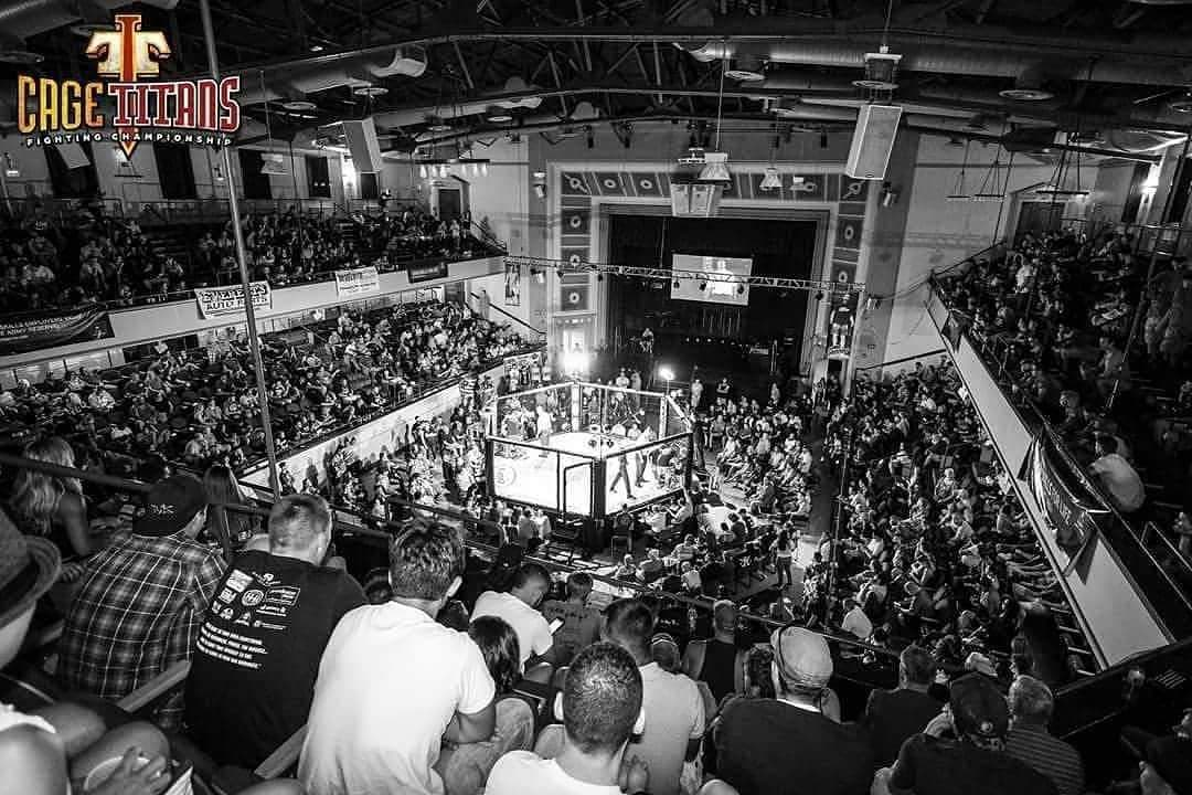 WesternMassMMA com Media, News, Reviews, and Opinions: Cage Titans