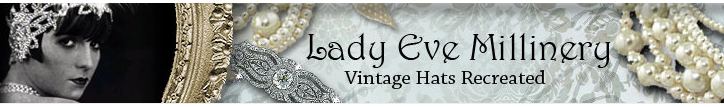 lady eve millinery banner