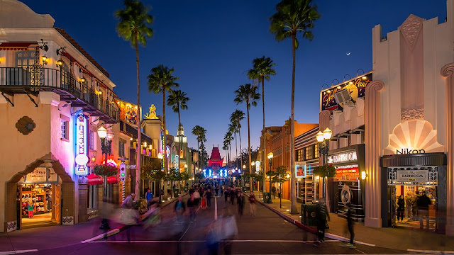 Parque Disney´s Hollywood Studios em Orlando