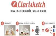 Clarisketch: app para añadir audio y dibujos a una imágen (Android)