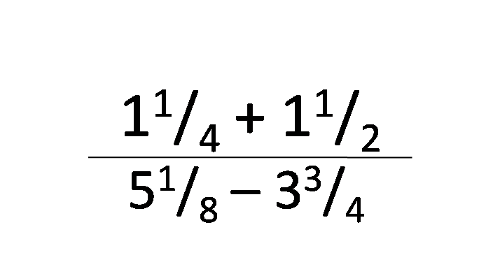 Mathematics Tutorials: Maths Made Easy!: FRACTIONS