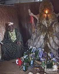 The spiritual leader call Doctor Obigho Uguosa on +