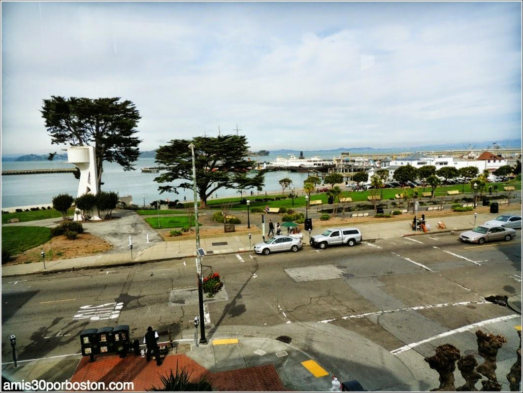 Ruta Gastronómica por San Francisco: Lori´s Diner