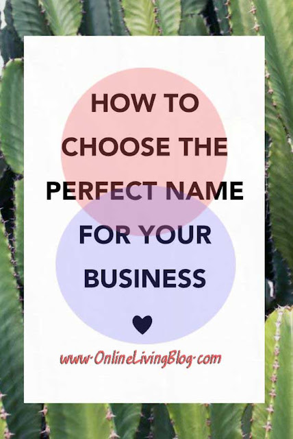 How to Choose the Best Name For Business or Startup