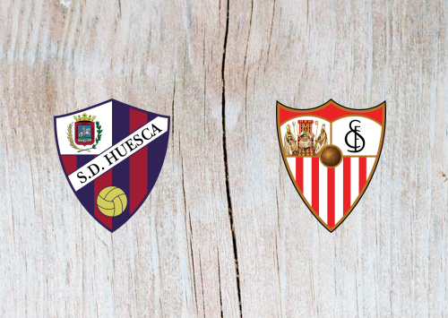 SD Huesca vs Sevilla - Highlights 2 March 2019